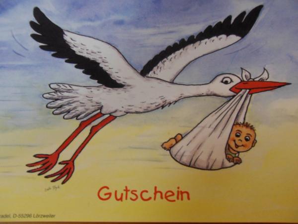 Geschenk Gutschein Unisex