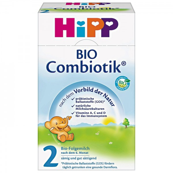 HiPP 2 BIO Combiotik® Folgemilch 600 g