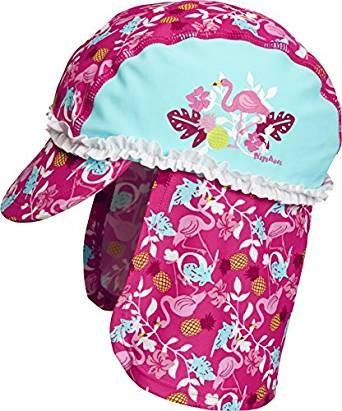Playshoes UV Bademütze Flamingo