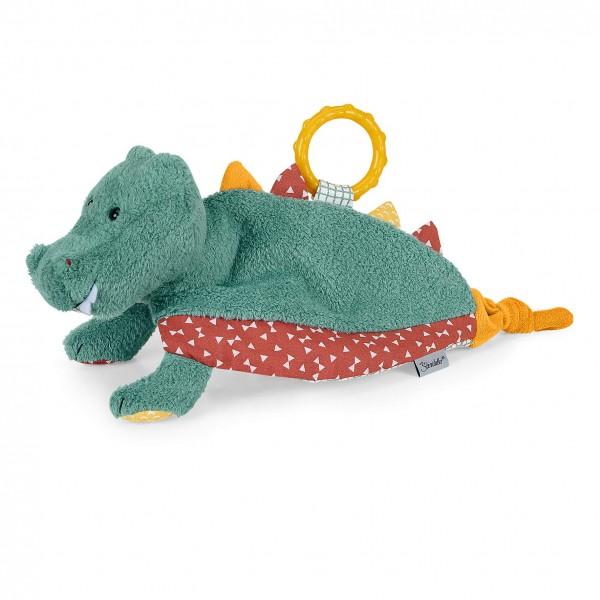 Sterntaler Kuscheltuch Krokodil