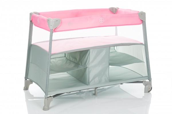 Fillikid Babybettchen Store rosa