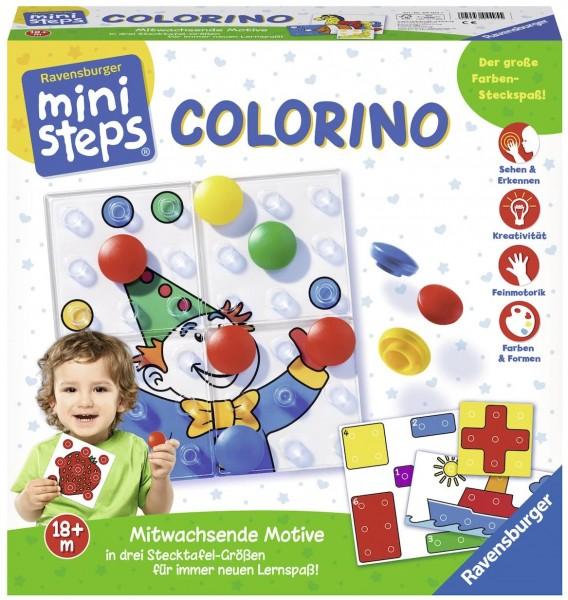 Ravensburger Colorino Lernspiel für Kleinkinder