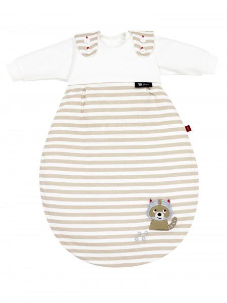 Alvi Baby-Mäxchen sOliver Waschbär beige