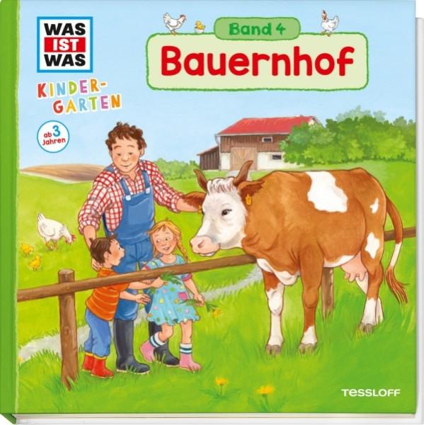 Tessloff Was ist Was Band 4 Bauernhof