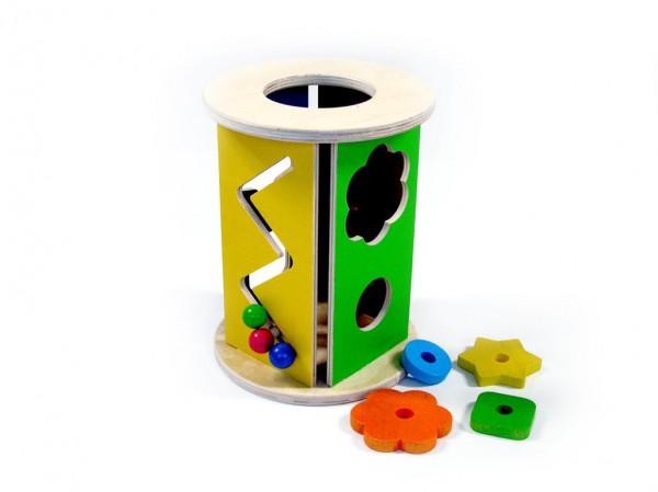Hess Steckbox rund