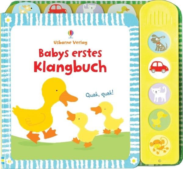 Usborne Verlag Babys erstes Klangbuch