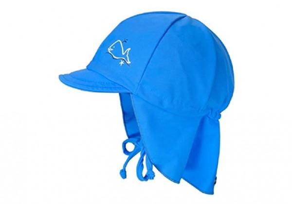 maximo UV Bademütze mittelmeerblau