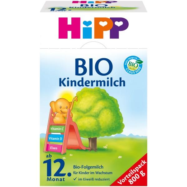 HiPP BIO Kindermilch Vorteilspack 800 g