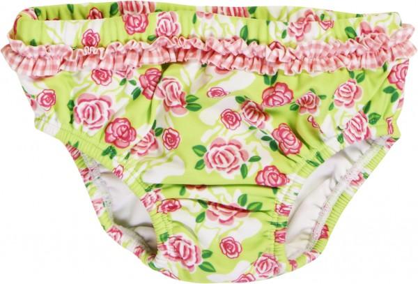 Playshoes UV Badehöschen Rosen