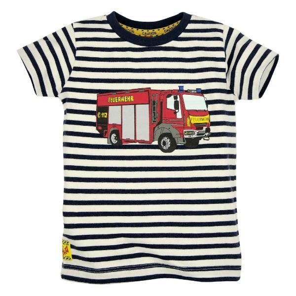 "Bondi T- Shirt ""Feuerwehr"" blau"