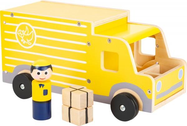small foot Spielauto Paketdienst XL