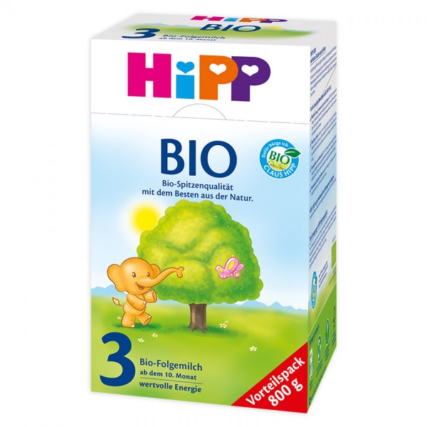 HiPP BIO 3 Bio-Folgemilch 800 g