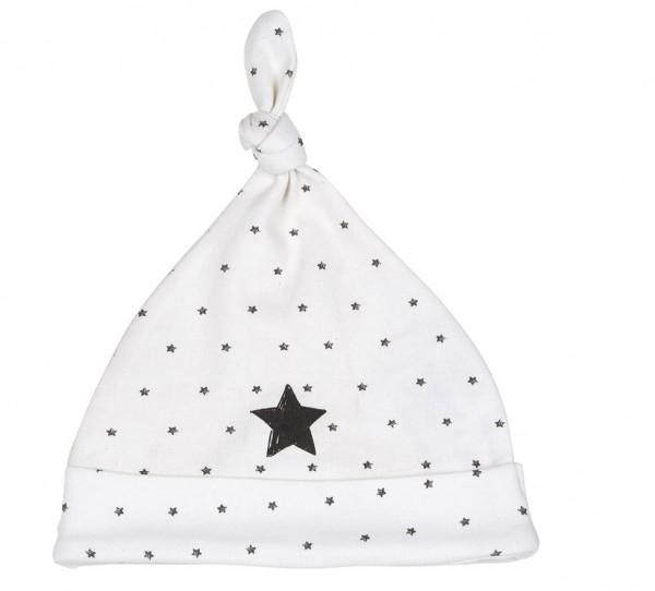DimOrganic Babymütze Stars