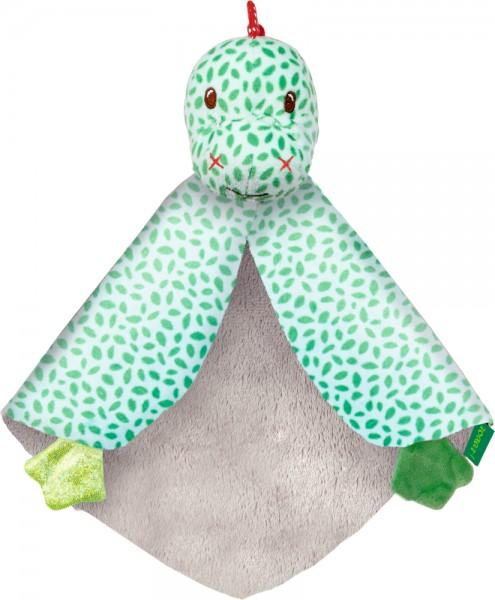 BabyGlück Schnuffeltuch Dino