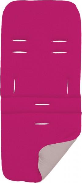 Fillikid Wendeauflage Vario Memory pink/grau