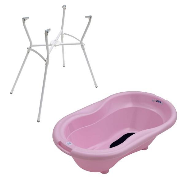 Rotho Badewannenständer mit TOP Badewanne