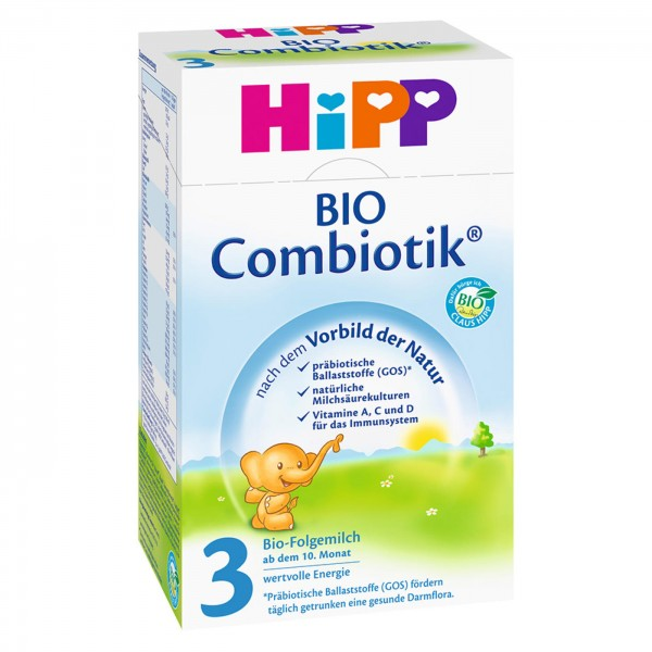HiPP 3 BIO Combiotik Bio-Folgemilch 600 g