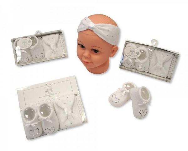 Nursery Time Baby Tauf Set