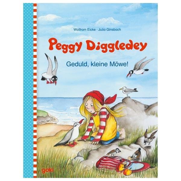 Peggy Diggledey - Geduld, kleine Möwe!