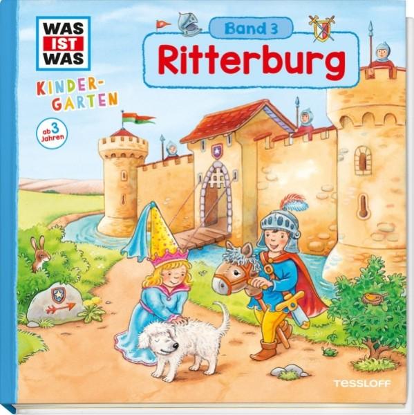 Tessloff Was ist Was Band 3 Ritterburg