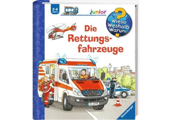 Ravensburger Die Rettungsfahrzeuge