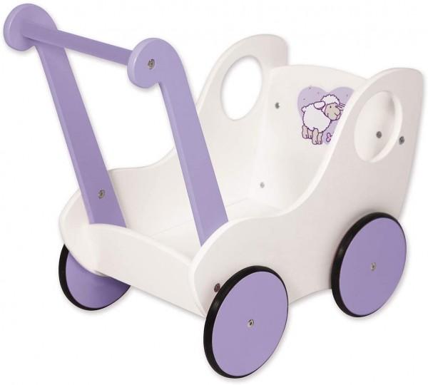 Bayer Design Lauflernwagen/Puppenwagen
