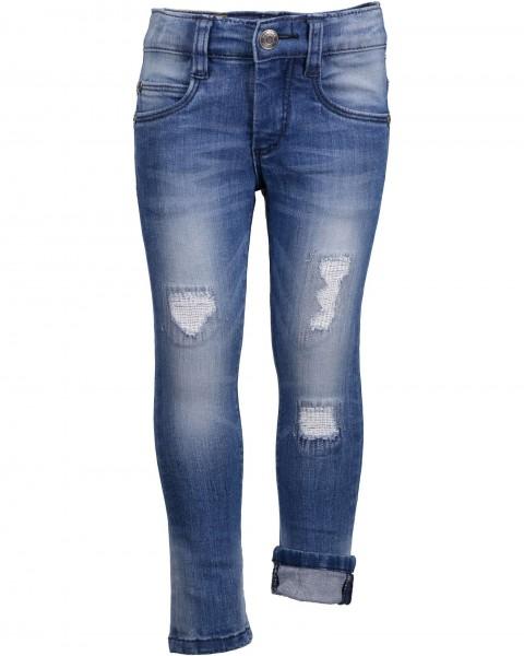 Blue Seven Mädchen Jeans