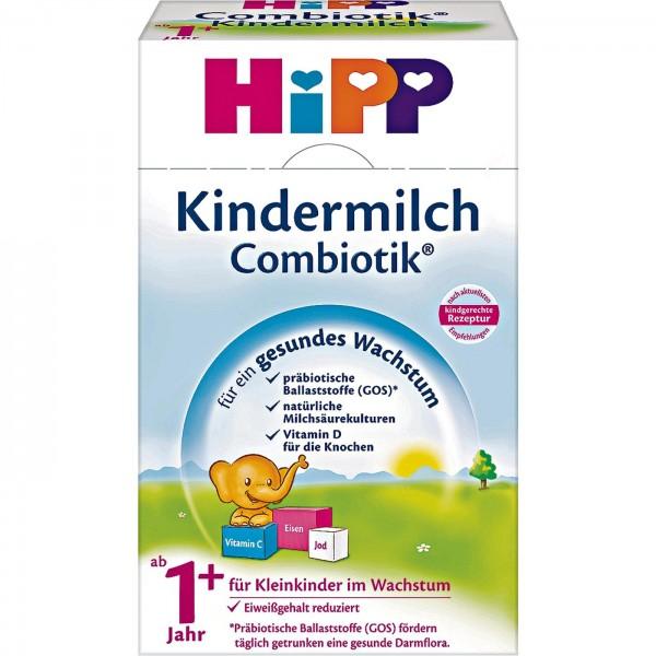 HiPP Kindermilch Combiotik 1+ 600 g