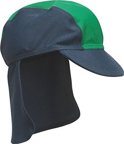 Playshoes UV Bademütze blau/grün