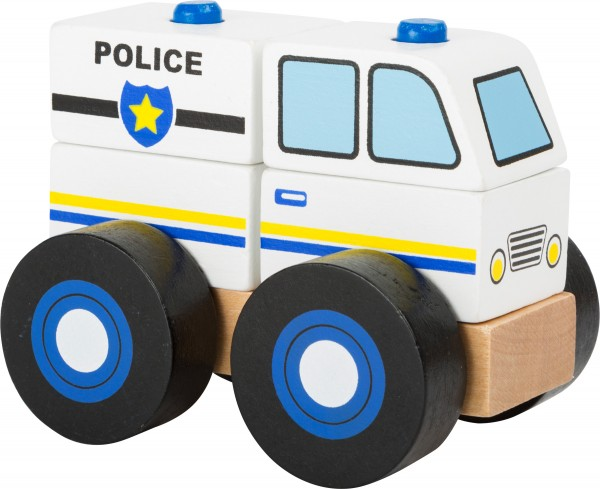 small foot Polizei