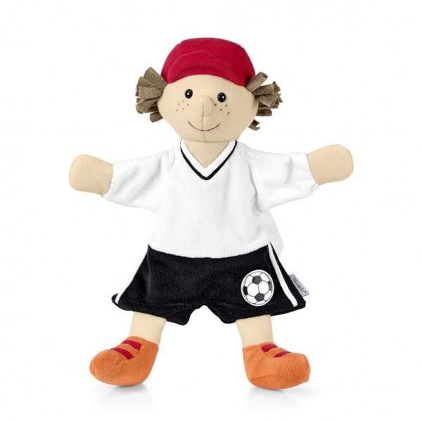 Sterntaler Handpuppe Fußballer