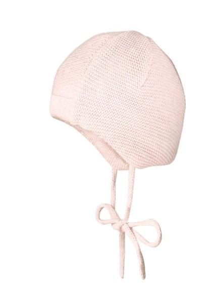 maximo Mädchen Baumwollmütze GOTS rosa
