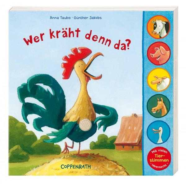 Coppenrath Verlag Wer kräht denn da?