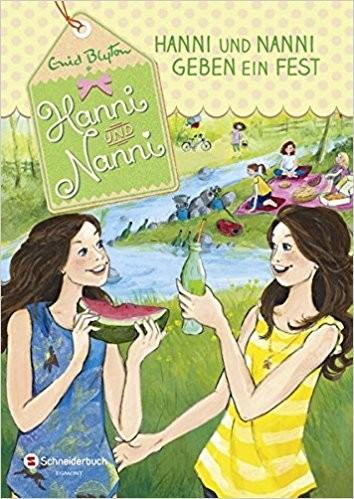 Schneiderbuch Hanni und Nanni