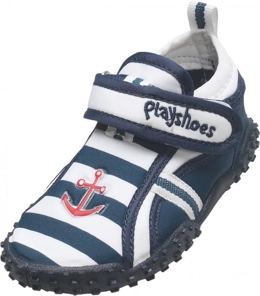Playshoes Jungen Aquaschuhe Maritim