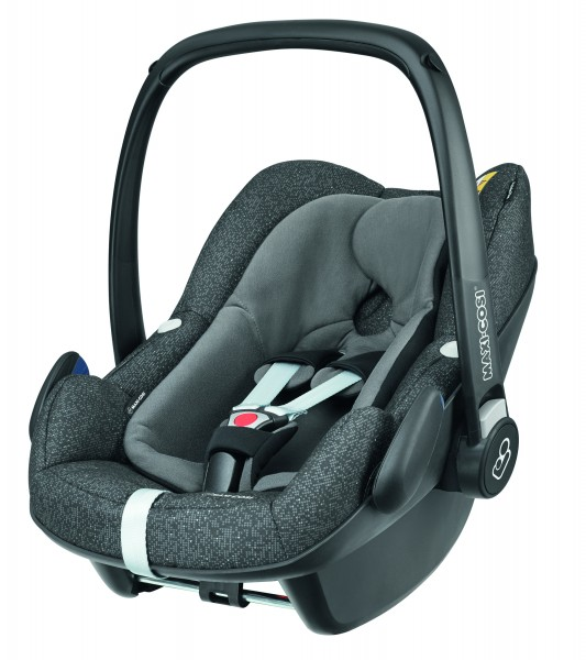 Maxi Cosi Pebble Plus Trianblack