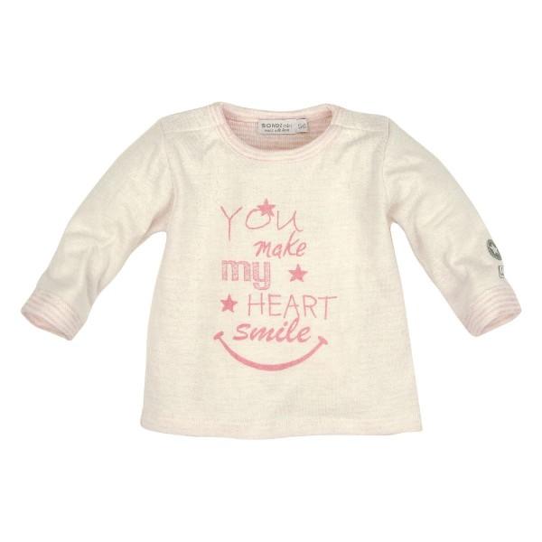"Bondi T- Shirt ""Smile"" GOTS"