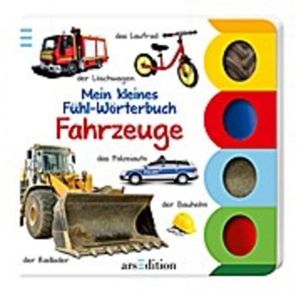 ars Edition Mein kleines Fühl-Wötrterbuch