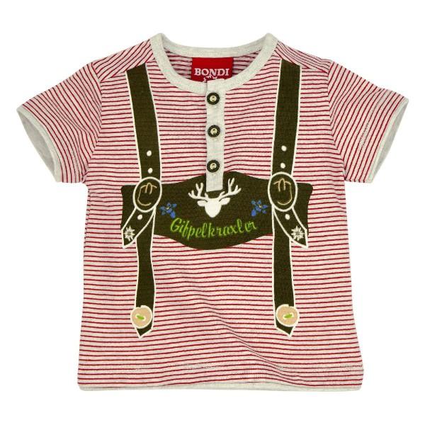 Bondi T- Shirt mit Knopfleiste