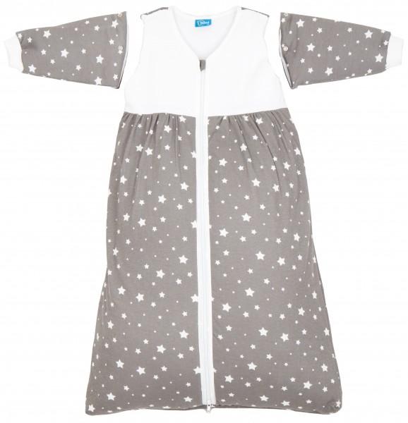 Fillikid Schlafsack Sterne grau 90 cm
