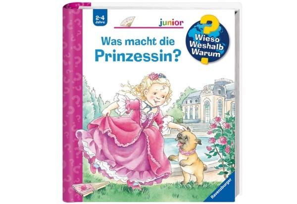 Ravensburger Was macht die Prinzessin