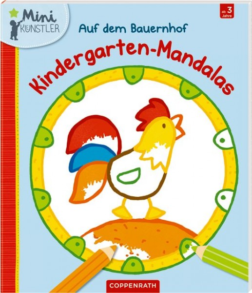 Coppenrath Kindergarten Mandalas