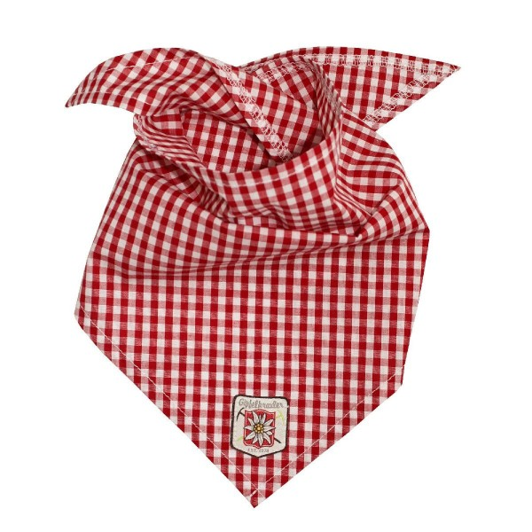 Bondi Karotuch rot/weiß