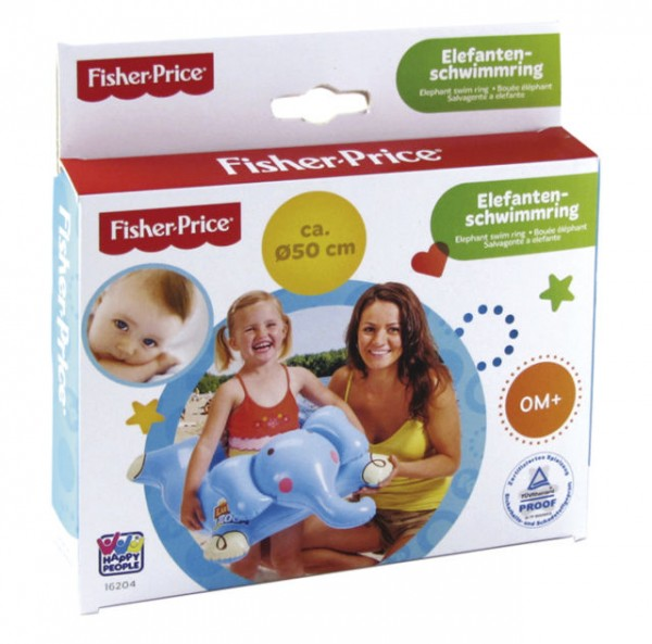 Fisher-Price Schwimmring Elefant