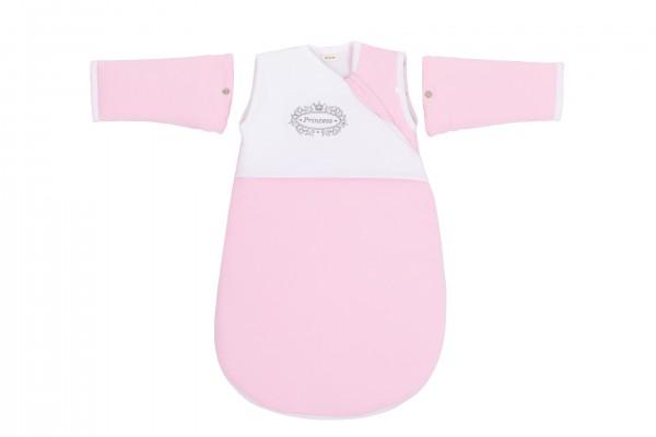 fillikid Erstlingsschlafsack Princess rosa