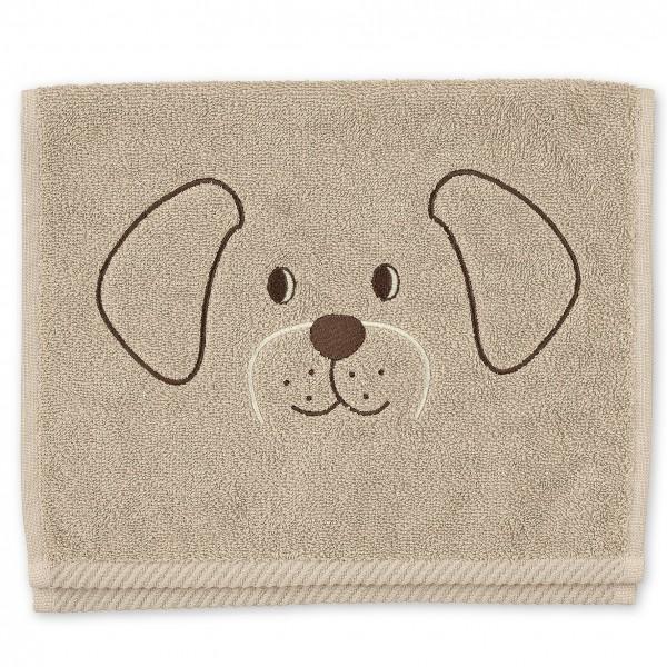 Sterntaler Kinderhandtuch Hund Hanno