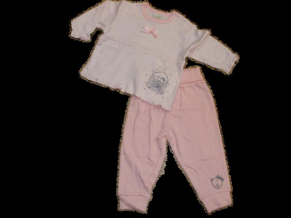 DimOrganic Schlafanzug 2-teilig