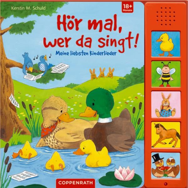 Coppenrath Verlag Hör mal, wer da singt!