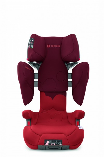Concord Transformer Isofix-XT Plus Autumn Red