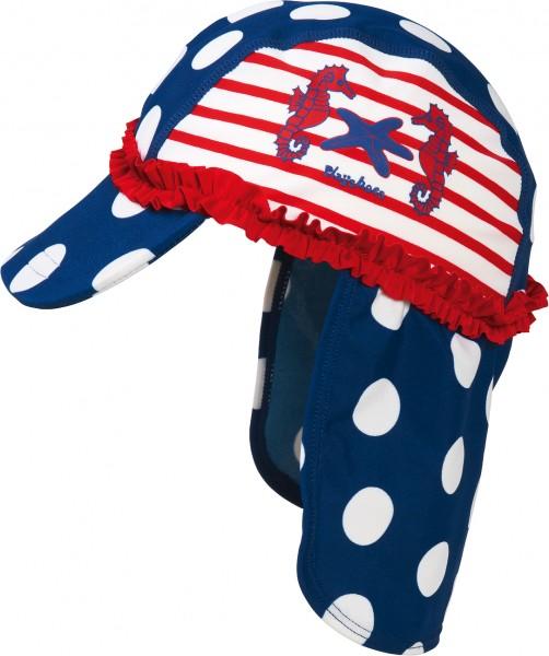 Playshoes UV Bademütze Seepferdchen